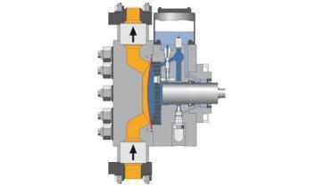 Pompes doseuses - Pompe triplex Vector Bran+Luebbe