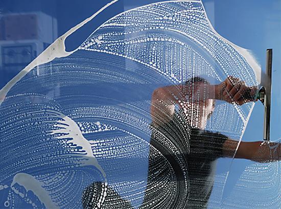 Lavage de vitres Classique