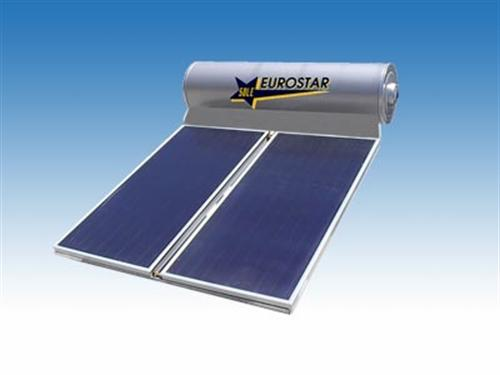 Solar water heaters - EUROSTAR Thermosyphon