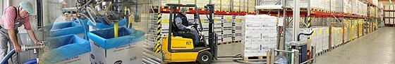 Großverpackungen für die Industrie - null