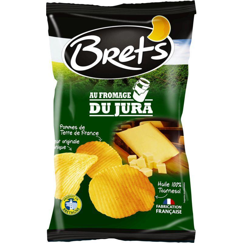 Chips Comte 125g - BRET'S - Chips Comte 125g - BRET'S
