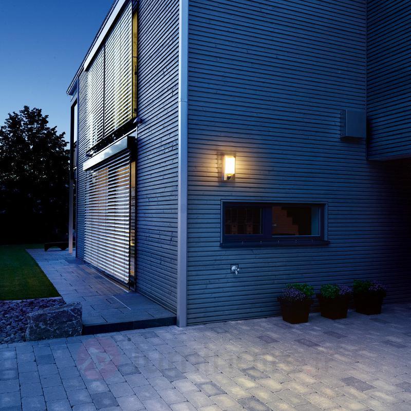 Applique d'extérieur LED L 610 détecteur Power-LED - Appliques d'extérieur avec détecteur
