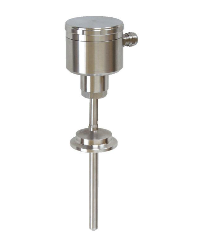 Resistance thermometer Pt 100 with interchang. meas. insert - Resistance thermometer Pt 100 with interchangeable measuring insert
