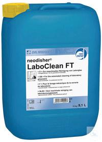 Cleaning and disinfection products - neodisher LaboClean FT - 12,00 KG