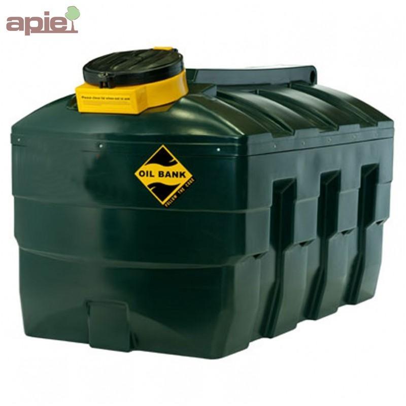 Cuve pour huiles usagées 2442 L - Cuves HUILES usage en extérieur