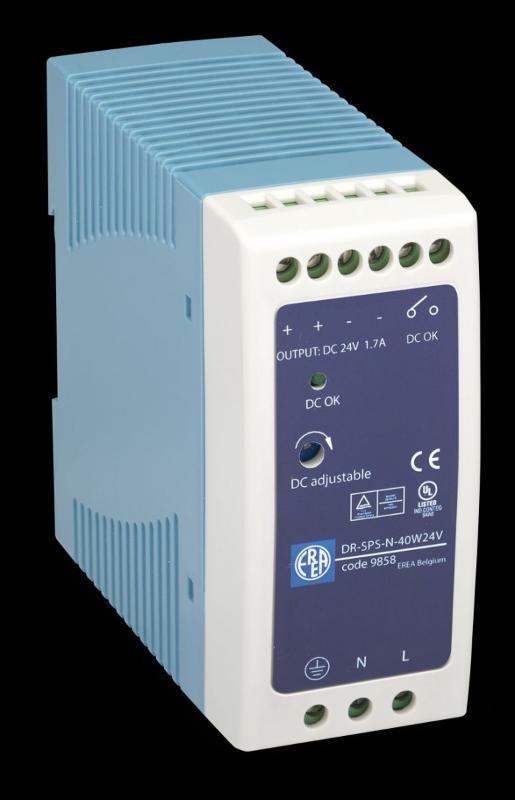 Gleichspannungsversorgungen - DR-SPS-N40W24V