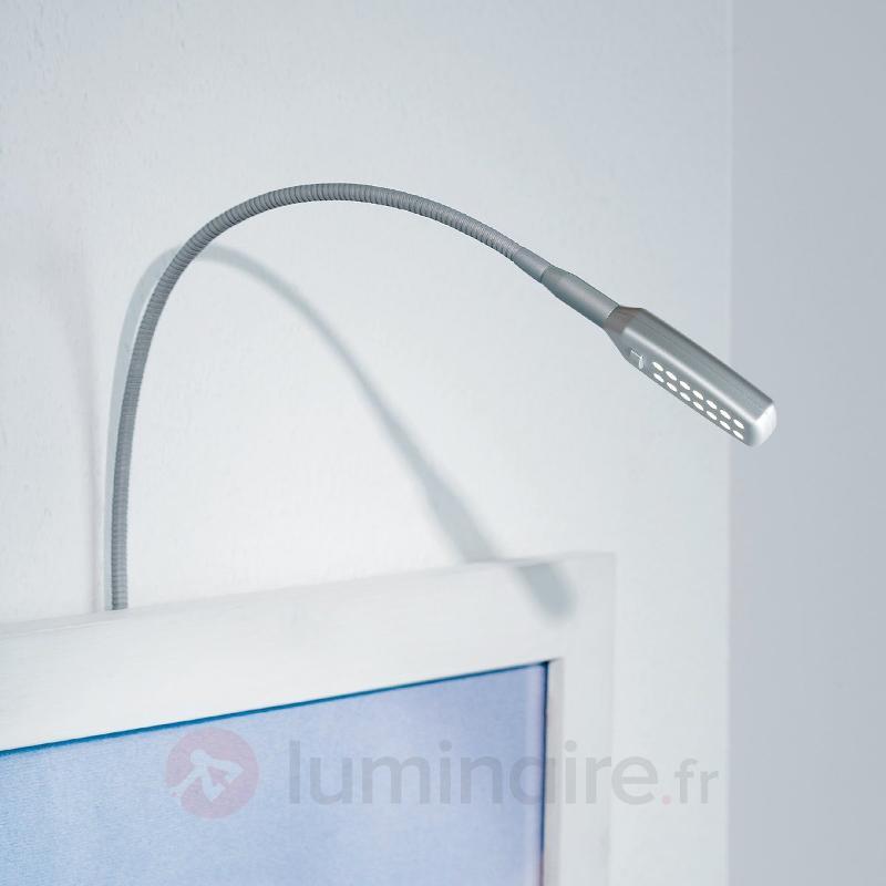 Lampe à pince GALERIA NATRIX avec des LEDs - Lampes à poser LED