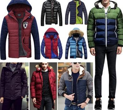 Grossiste en ligne de Parkas - Nouvelle marque de vêtements d'hiver en gros