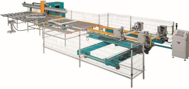 CCL 1660 - PVC WELDING AND CORNER CLEANING LINE