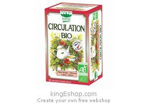 "Tisane Bio Circulation ""Romon Nature"" - Référence : 2AIRCIRCU"
