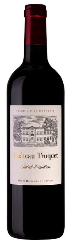 Saint-Emilion wine AOC - Château Truquet