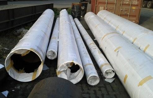 X65 PIPE IN PERU - Steel Pipe