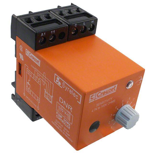 CONTROL LIQ LEV 110VAC DIN RAIL - Crouzet DNR110A