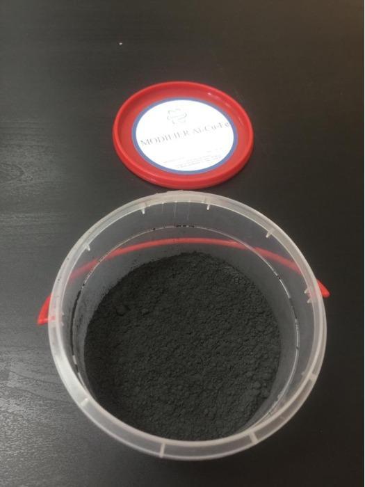 Modificatore di attrito  - Modificatore in polvere quasicristallino