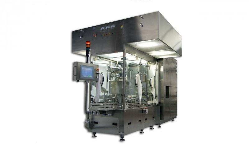 Fully-automatic Filling and Closing Machine INOVA VKVM 3000 - Fully-automatic Filling and Closing Machine INOVA VKVM 3000: Cartridges