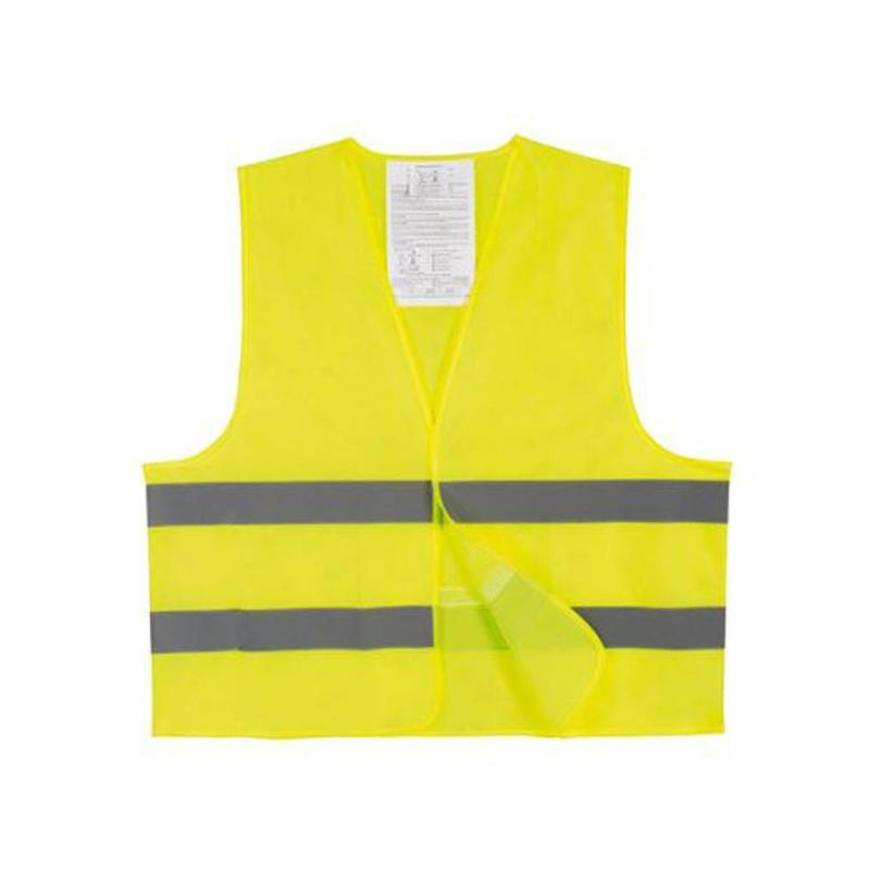 Gilet de sécurité taille XL jaune - Vestes