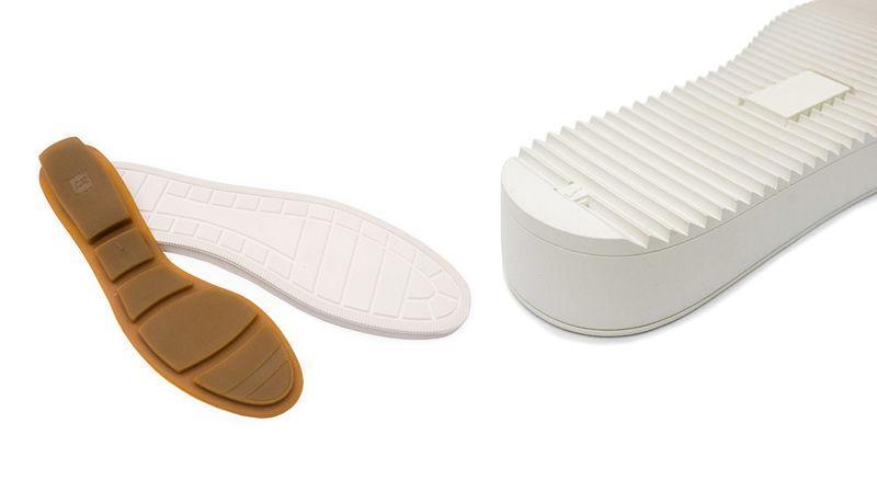 Solas para calçados - SBR