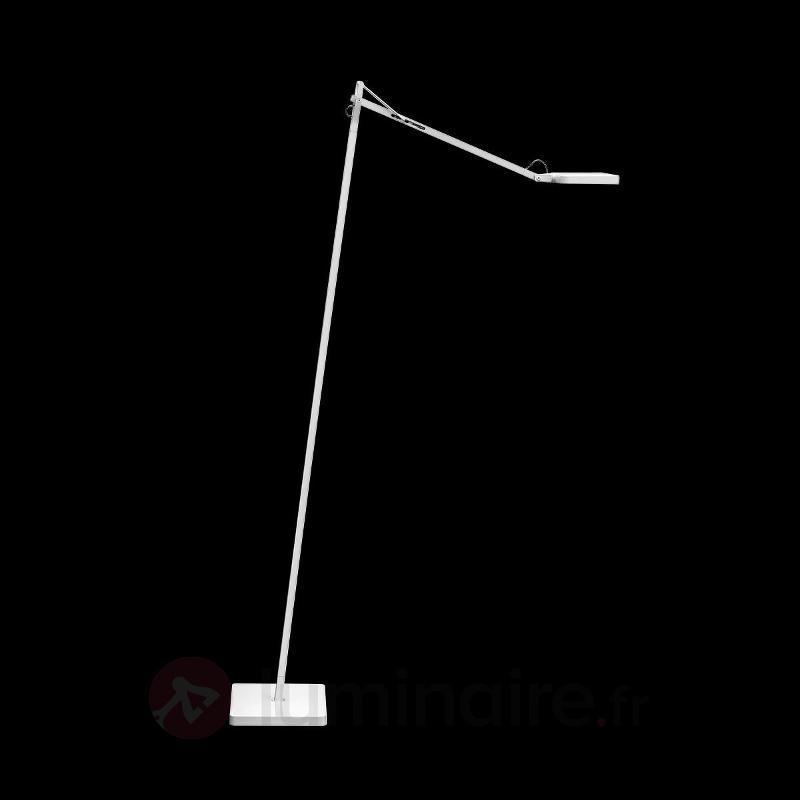 Lampadaire design LED KELVIN anthracite - Lampadaires design