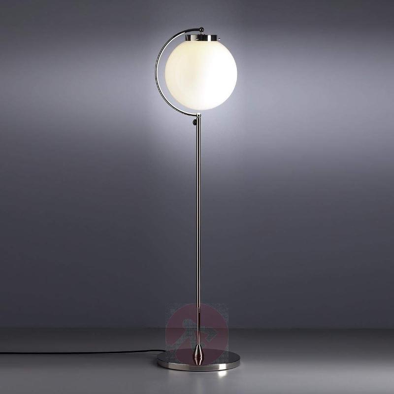 Bauhaus floor lamp by Prof. Richard Döcker - Floor Lamps