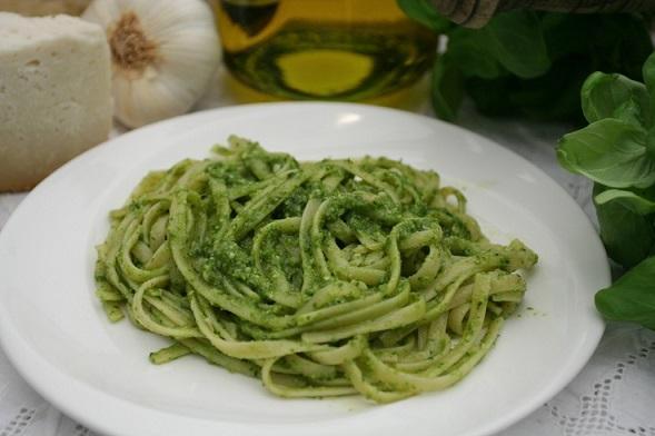Pesto di basilico fresco