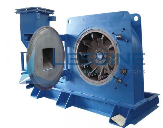 Broyeur Centrifuge - Environnement et recyclage