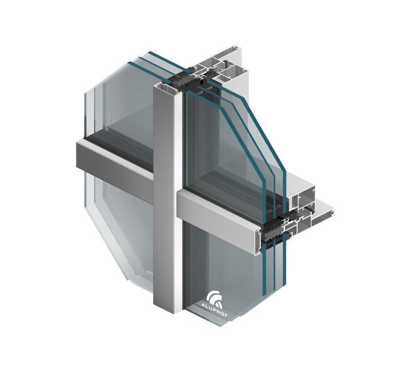 facade-systems aluprof mb-sr50n - aluminium-joinery