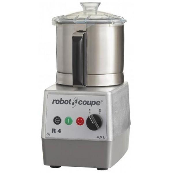Cutters de table - R 4 - Cutter de table - ROBOT COUPE