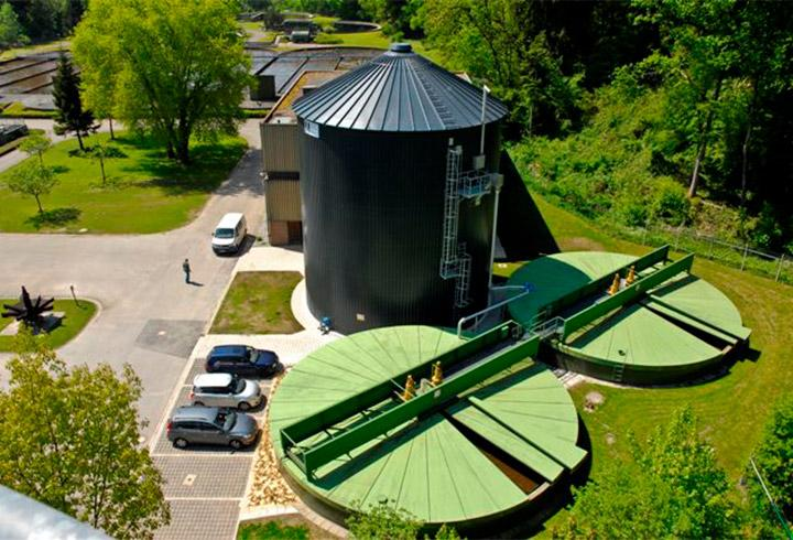 Industrial Waste Water Treatment - SYSTEM SOLUTIONS