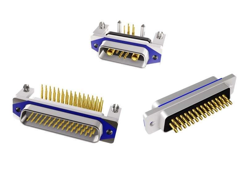 IP67 D-SUB CONEC SlimCon Connectors - IP67 D-SUB CONEC SlimCon Connectors