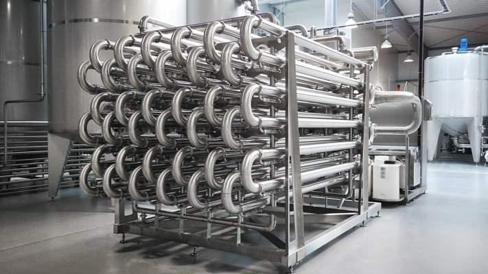 System Ultrafiltracji XL - został zaprojektowany do stosowania w przemyśle spożywczym przy produkcji soków