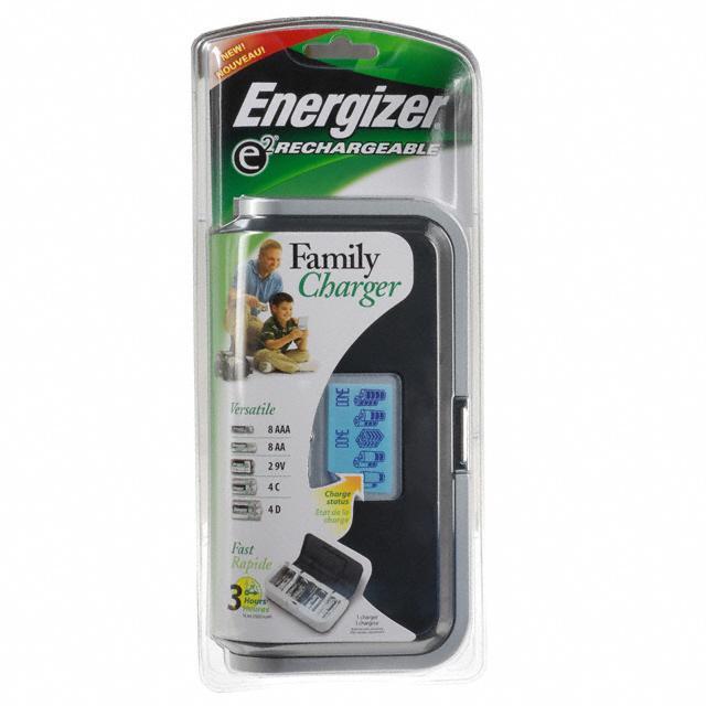 BATT CHARGER AA/AAA/9V/C/D - Energizer Battery Company CHFC