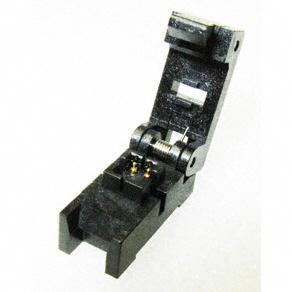 SOCKET 4PAD 3.2X2.5 OSCILLATOR - Abracon LLC AXS-3225-04-06