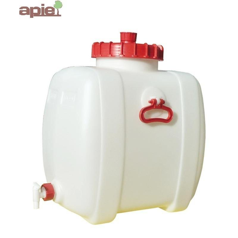 Réservoir 300 L en PEHD qualité alimentaire - Référence : TPE/1423/300L