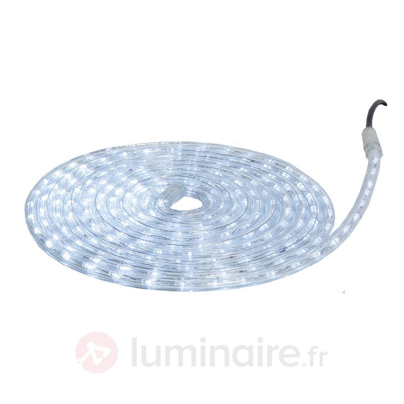 Tube lumineux LED Ropelight Flex 6 m lum du jour - Tubes lumineux