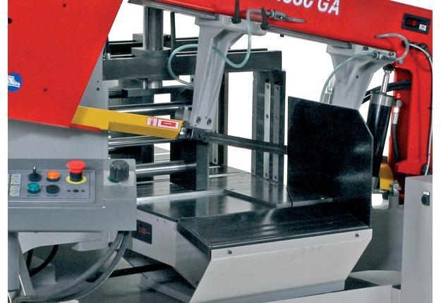 Scie à ruban automatique - TRANSVERSE 330 GANC