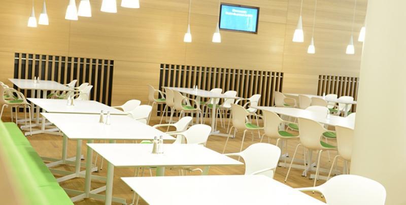 Self-service - European Convention Center  - Service Evenementiel