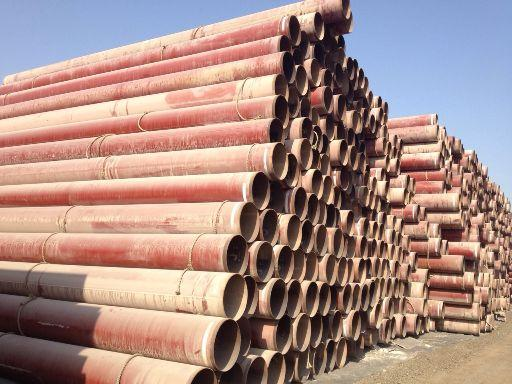 X56 PIPE IN CAMEROON - Steel Pipe