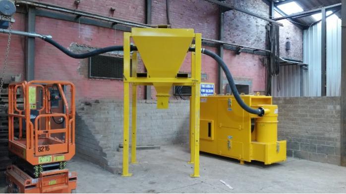 Refurbished Renvac Vacuum & Hopper -