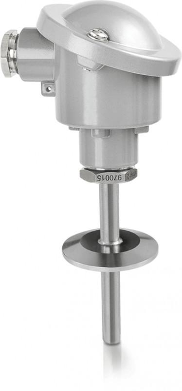 OPTITEMP TRA-H10 - Sonda de temperatura Pt100 / IP65 / para aplicaciones higiénicas