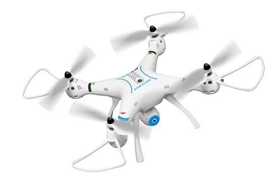 Drone Spyrit Max/Ex 3.0 - T5186/T5185 - T2m