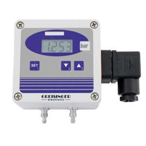 Pressure measuring transducer GMUD MP - null
