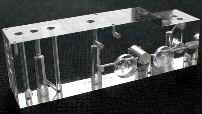 Transparente Kunststoffe - null