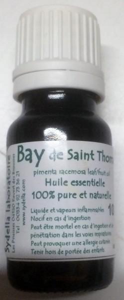 Olio essenziale di Bay rum - Oli essenziali