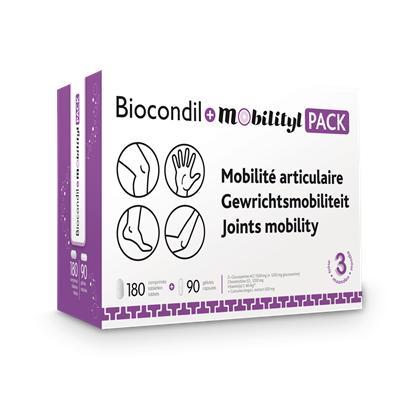Biocondil + Mobilityl Pack - Complément alimentaire