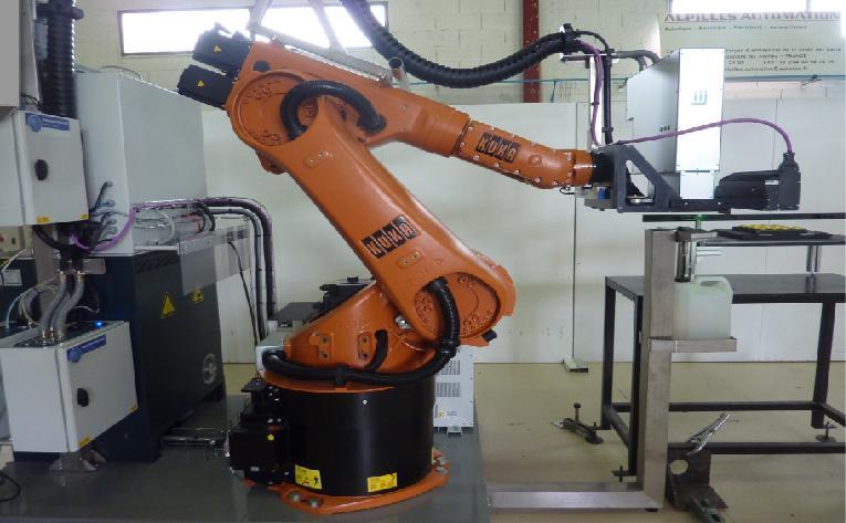 Robot d'impression - null