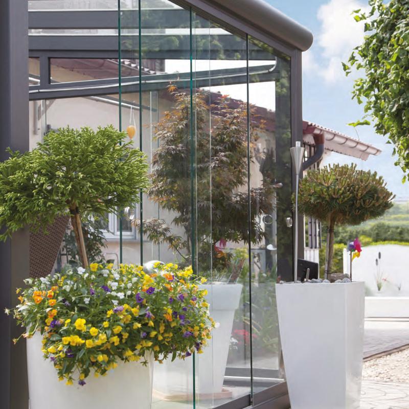 Neher Multivetro - Balcony & Terrace