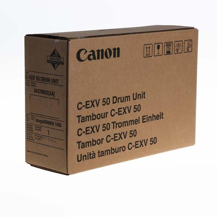 Oryginalny bębenek z Canon - Canon Drum 9437B002 C-EXV50 czarny