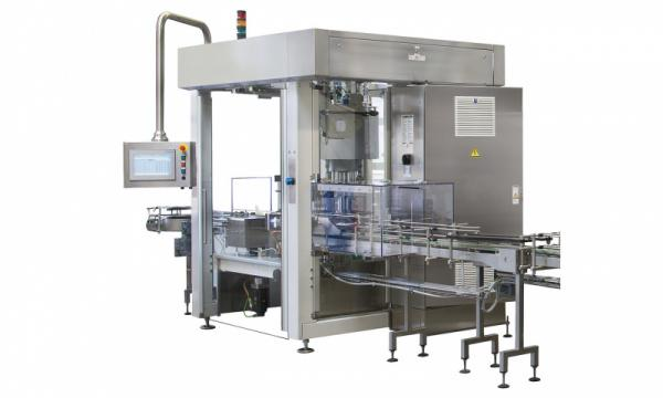 Closing Machine OPTIMA Rotocap - Closing Machine OPTIMA Rotocap: All common closure types