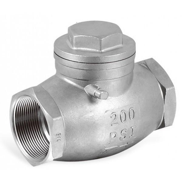 Non-return valve -