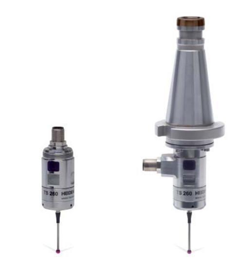Touch Probes - TS 248 / 260 / 150 - Touch Probes - TS 248 / 260 / 150